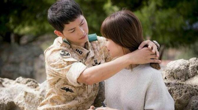 Song Hye Kyo dan Song Joong Ki