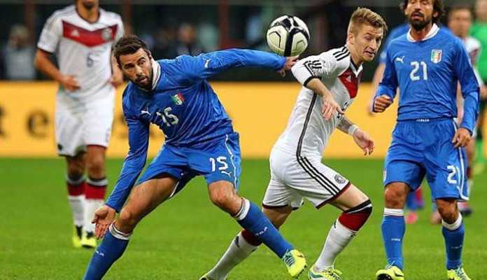 Live Streaming Jerman vs Itali