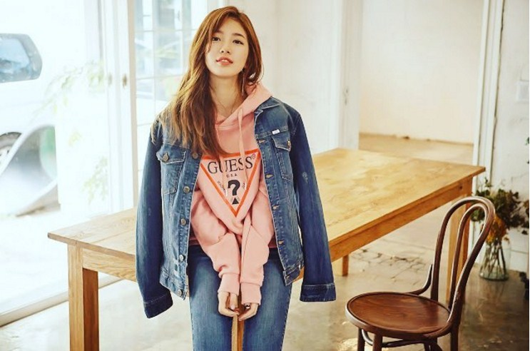 Suzy Miss A Guess