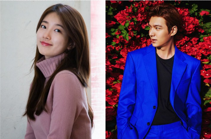 Suzy Miss A dan Lee Min Ho