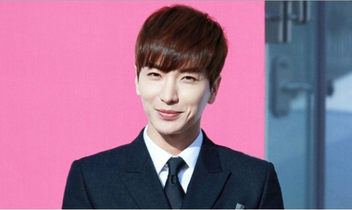 Leeteuk Super Junior