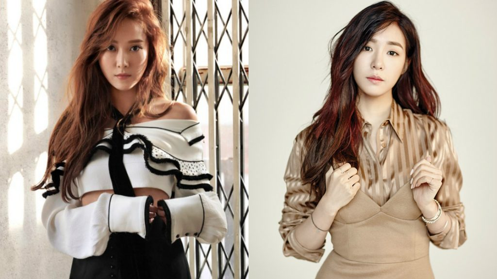 Tiffany SNSD Jessica Jung
