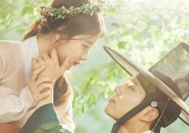 kim-yoo-jung-cium-park-bo-gum-rating-moonlight-drawn-by-clouds-justru-anjlok