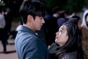The Legend Of Blue Sea Episode 9, Kembali Berciuman Rating The Legend Of Blue Sea Turun
