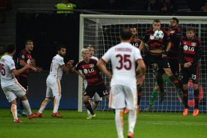 Hasil Pertandingan Bayer Leverkusen vs AS Roma Liga Champions Rabu 21/10/2015