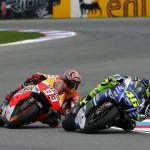 Video Duel MotoGP Sepang : Rossi vs Marquez Sepang 2015
