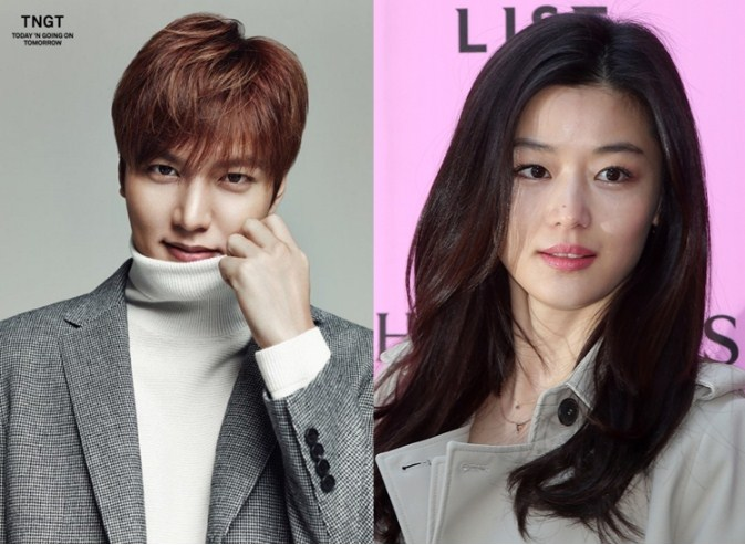 Lee Min Ho Jun Ji Hyun