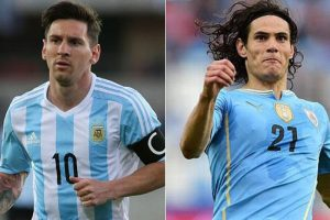 Live Streaming : Argentina vs Uruguay Jumat 2 September 2016