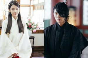 Lee Jun Ki Ragukan Kemampuan Akting IU di Moonlovers Scarlet Hearts Ryeo