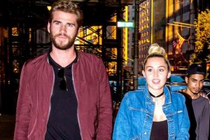 Liam Hemsworth Dan Miley Cyrus Tunjukan Kemesraan Perdana Di Acara Power Of Women