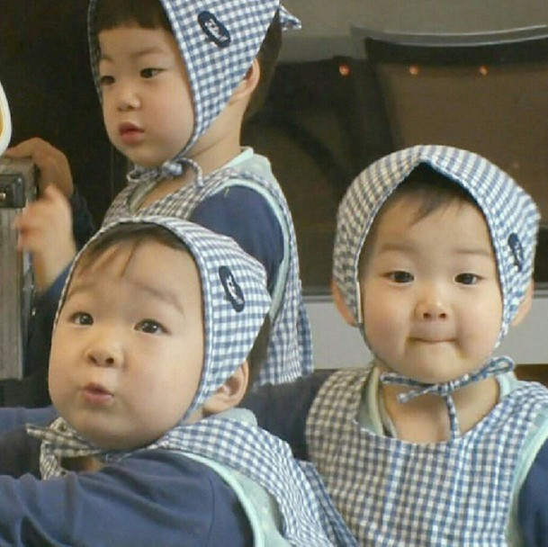 Song Triplets Saat Masih menjadi Member The Return Of Superman