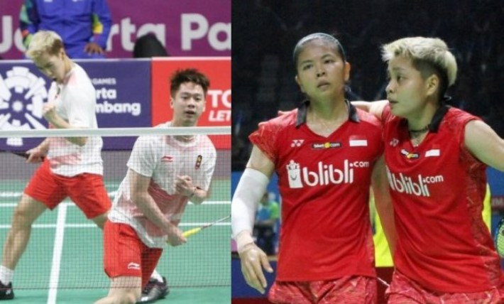 Indonesia Punya 2 Wakil di Semifinal Japan Open 2018