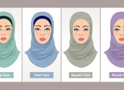 Tutorial Hijab Ala Selebriti Indonesia